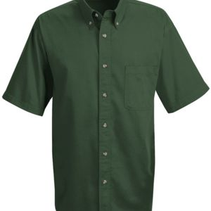 Meridian Short Sleeve Performance Twill Shirt Thumbnail