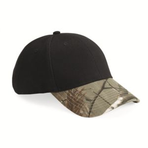 Solid Crown Camouflage Cap Thumbnail