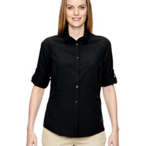 Ladies' Excursion Concourse Performance Shirt Thumbnail