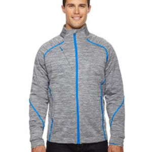 Men's Flux Mélange Bonded Fleece Jacket Thumbnail
