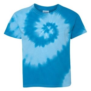 Youth Tone-on-Tone Spiral T-Shirt Thumbnail