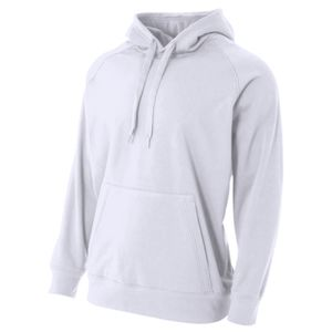 Men's Solid Tech Fleece Hoodie Thumbnail
