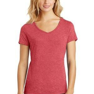 Ladies Perfect Tri ™ V Neck Tee Thumbnail