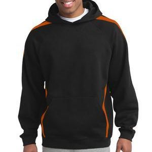 Copy of Sleeve Stripe Pullover Hooded Sweatshirt Thumbnail
